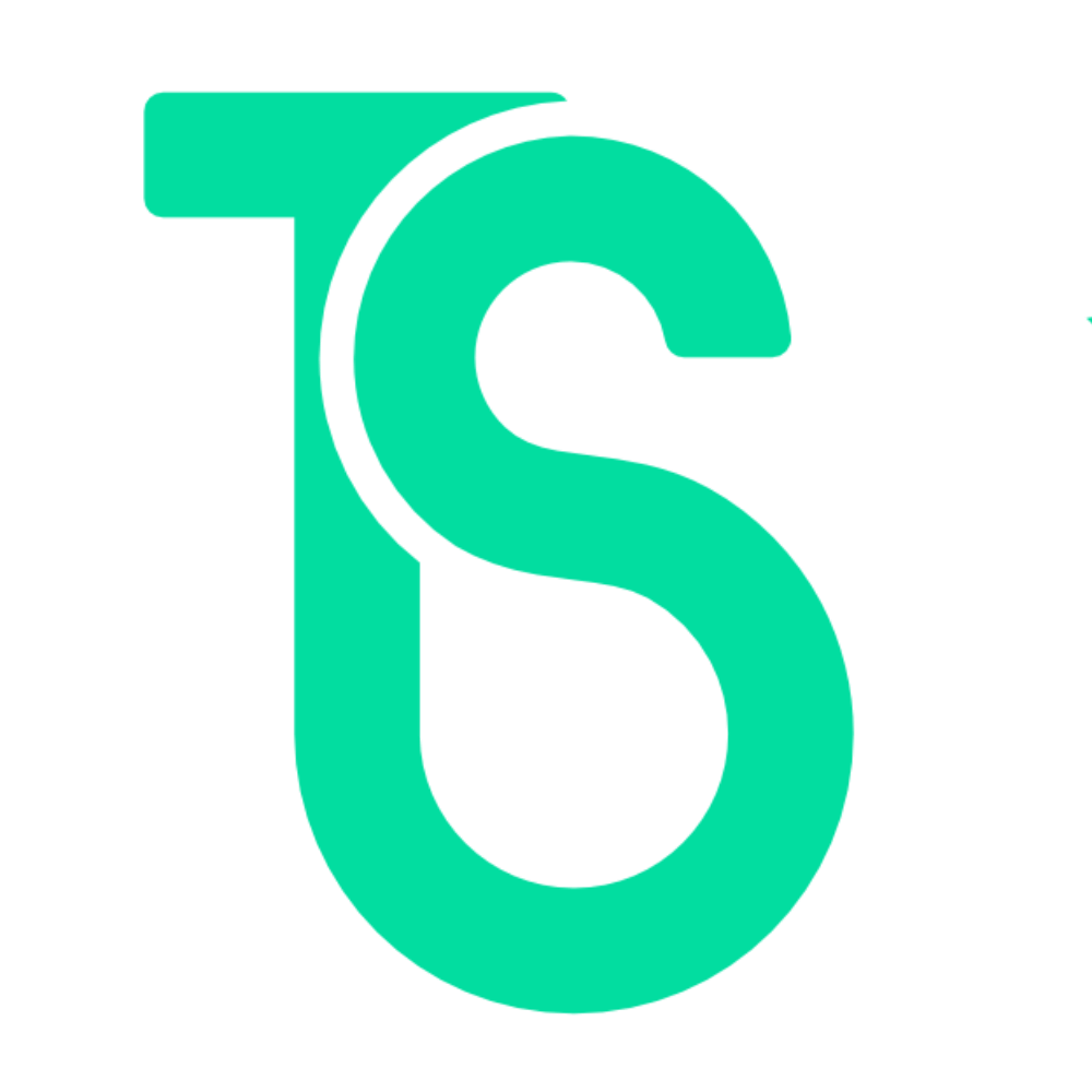 Green TS ToothSuite Icon Logo